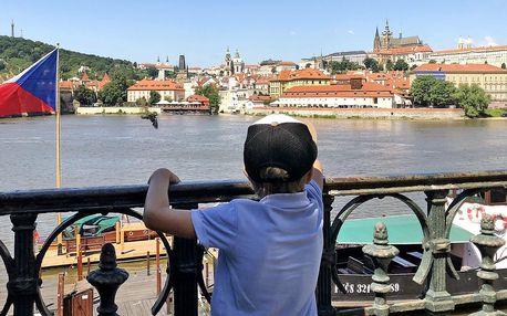 Objev město: Dětská online hra v českých městech