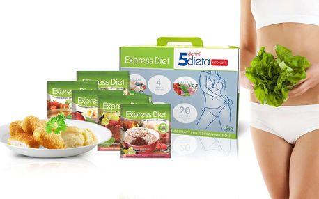 Proteinová ketodieta Express Diet až na 5 dní