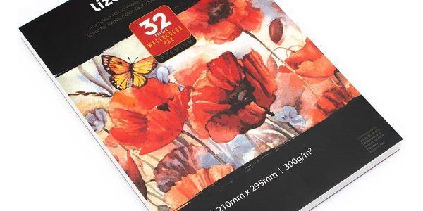 Sada barevných štětcových per LizART (21 ks)5