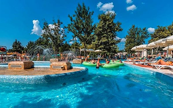 Hotel Nona Beach, Varna, letecky, all inclusive4
