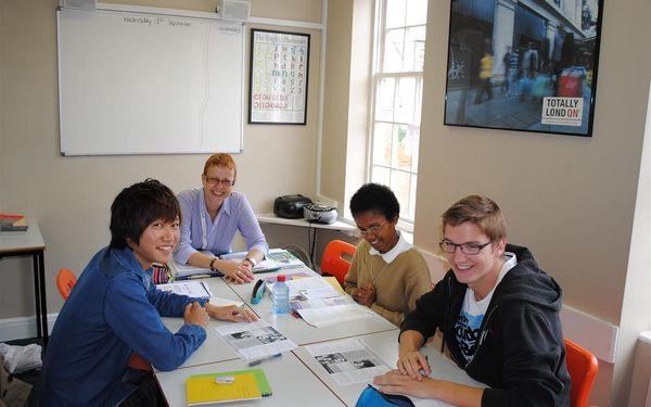 Jazykový kurz angličtiny v Londýně, Londýn, autobusem, polopenze3