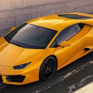 Zkroťte 640 koní Lamborghini Huracan