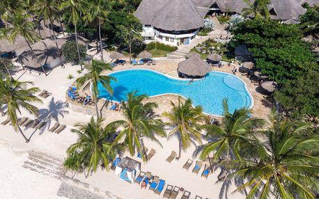 Tanzanie - Zanzibar letecky na 9-16 dnů, polopenze