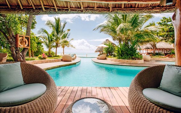 Hotel Tulia Zanzibar Unique Beach Resort, Zanzibar, letecky, snídaně v ceně3
