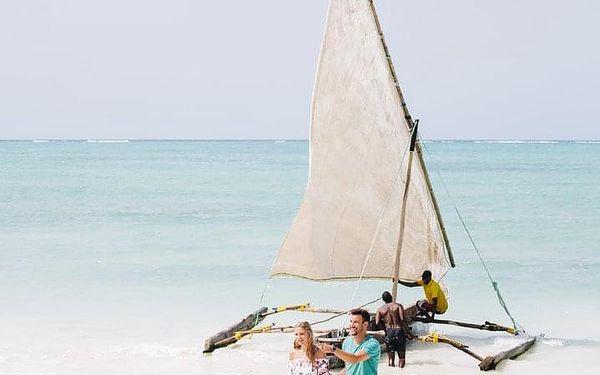 Hotel Tulia Zanzibar Unique Beach Resort, Zanzibar, letecky, snídaně v ceně5