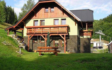 Rokytnice nad Jizerou, Liberecký kraj: Apartmány U Lanovky