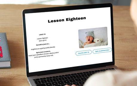 Naučte se online anglicky za 24 hodin