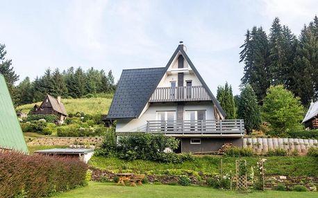 Královehradecký kraj: Prázdninový dům Dolce II