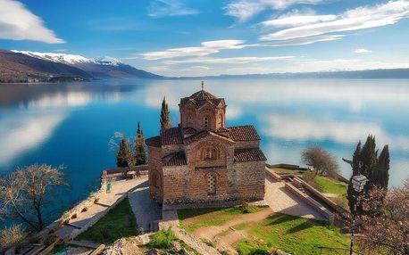 Křížem krážem Makedonií