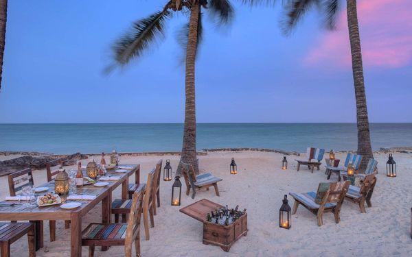 Hotel Bluebay Beach Resort, Zanzibar, letecky, all inclusive3