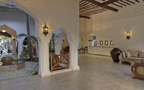 Hotel Bluebay Beach Resort, Zanzibar, letecky, all inclusive5