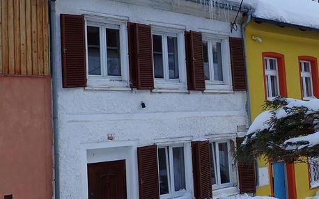 Lázeňské město Jáchymov: Apartmán pod Božím Darem