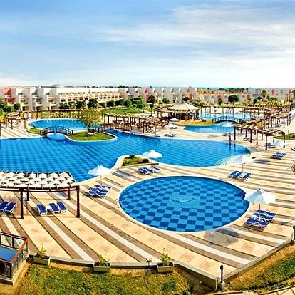 Egypt - Hurghada letecky na 8-15 dnů, ultra all inclusive