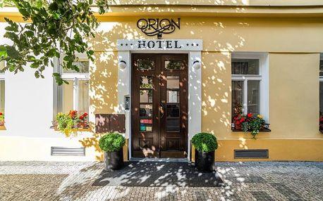 Praha a okolí: Hotel Orion