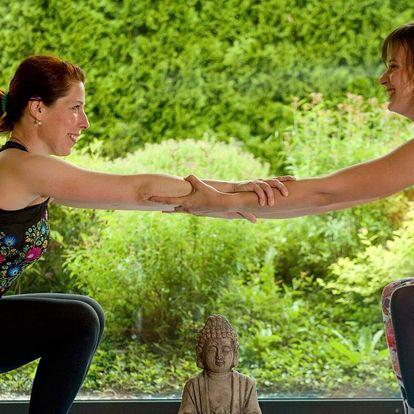 Buďte v zenu: 10× 60min. lekce jógy pro začátečníky