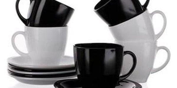 Luminarc 12dílná kávová sada Carine