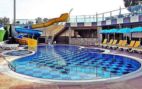 Hotel Vella Beach, Turecká riviéra, letecky, all inclusive5