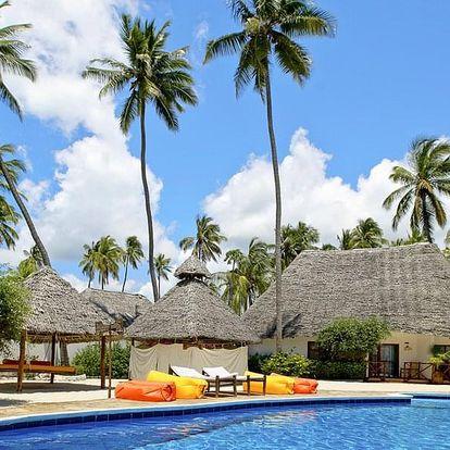 Tanzanie - Zanzibar letecky na 16 dnů, polopenze