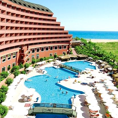 Turecko - Antalya na 8-15 dnů, ultra all inclusive