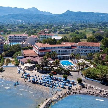 Řecko - Korfu na 8-15 dnů, all inclusive