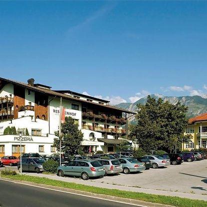 Rakouské Alpy: Der Reschenhof