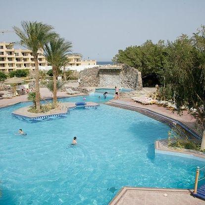 Egypt - Soma Bay na 8-22 dnů, all inclusive