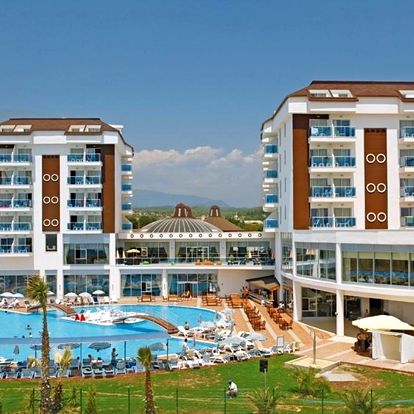 Turecko - Side - Manavgat na 8-15 dnů, all inclusive