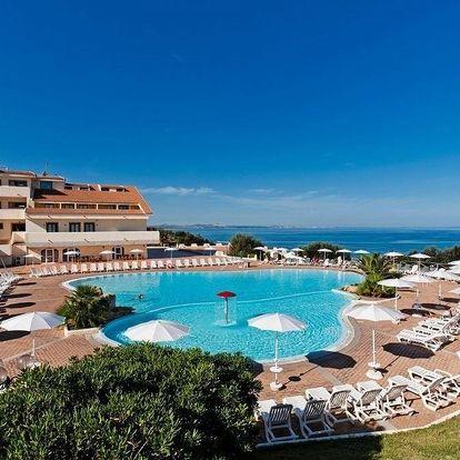 Itálie - Sardinie na 8-15 dnů, plná penze