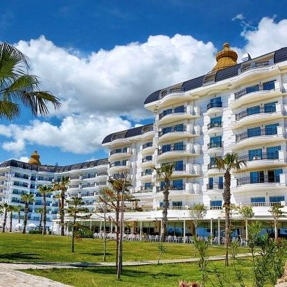 Turecko - Side - Manavgat na 8-15 dnů, ultra all inclusive