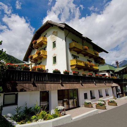 Rakouské Alpy: Hotel-Pension Edelweiss