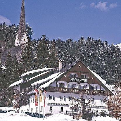 Rakousko - Dachstein West letecky na 3-8 dnů, polopenze
