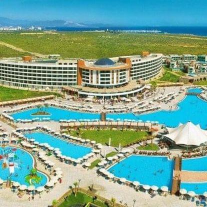 Turecko - Kusadasi letecky na 8-15 dnů, ultra all inclusive