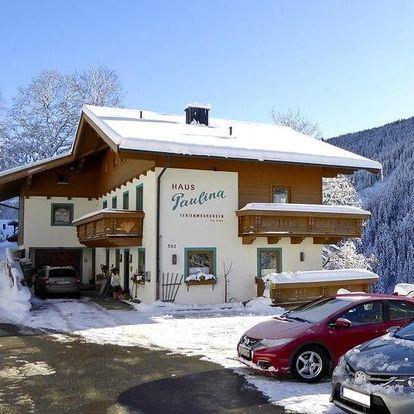 Rakousko - Saalbach - Hinterglemm letecky na 8 dnů