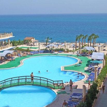 Egypt - Hurghada na 8-22 dnů, all inclusive