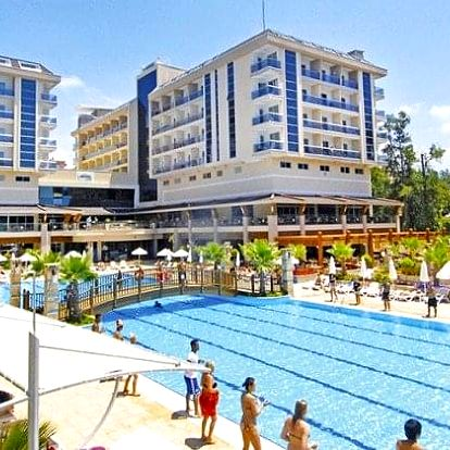 Turecko - Alanya letecky na 6-15 dnů, ultra all inclusive