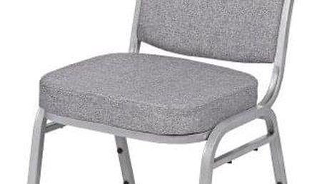 Konferenční stohovatelná židle STRAKOŠ ES121