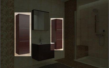 Koupelnová skříňka vysoká STRAKOŠ Porto 11