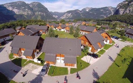 Rakousko - Horní Rakousko letecky na 8 dnů