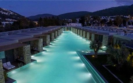 Turecko - Bodrum letecky na 8 dnů, ultra all inclusive