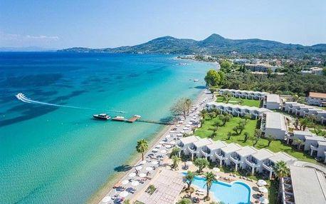 Řecko - Korfu letecky na 7-13 dnů