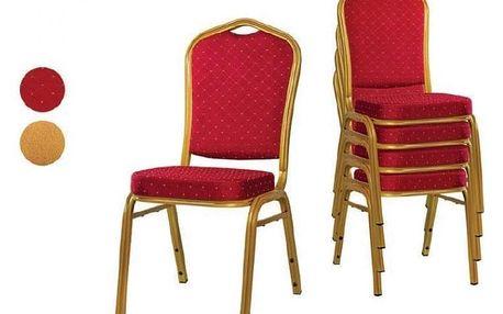 Konferenční stohovatelná židle STRAKOŠ J-Z