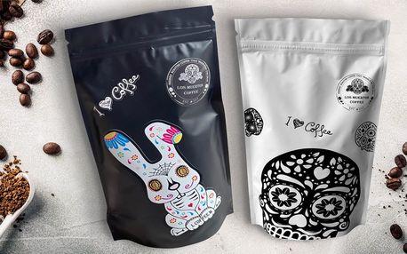 Dárkové sety kávy z Kostariky, Brazílie i Etiopie