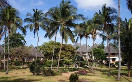 Tanzanie - Zanzibar letecky na 9-16 dnů, all inclusive