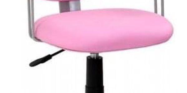 Dětská otočná židle KITTY