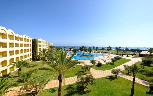NOUR PALACE, Tunisko (pevnina), vlastní doprava, all inclusive2