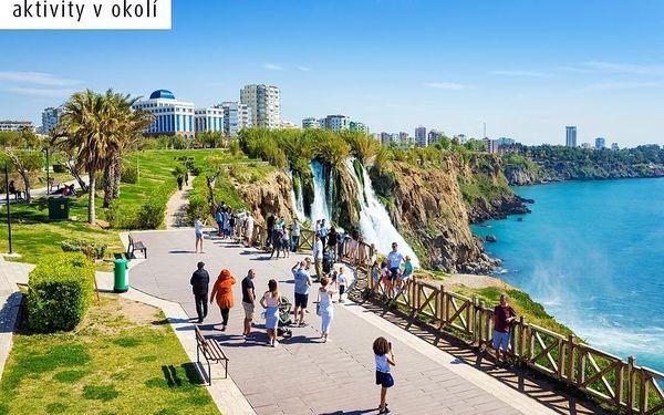 COMMODORE ELITE, Turecká riviéra, vlastní doprava, ultra all inclusive2