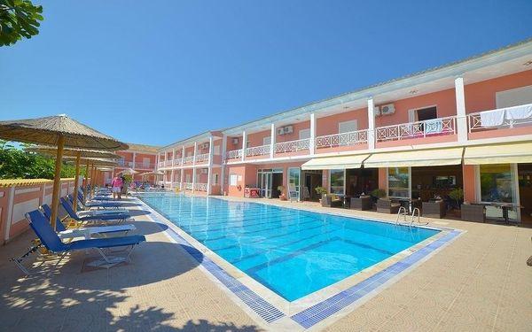 ANGELINA HOTEL, Korfu, vlastní doprava, snídaně v ceně2