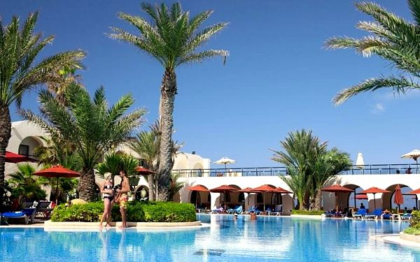 SENTIDO DJERBA BEACH, Djerba, vlastní doprava, all inclusive2