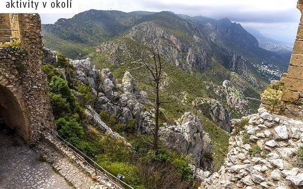 SALAMIS BAY CONTI RESORT, Severní Kypr, vlastní doprava, ultra all inclusive2