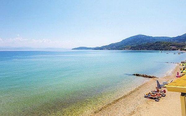 HOTEL ROSSIS BEACH, Korfu, Řecko, Korfu, letecky, snídaně v ceně2